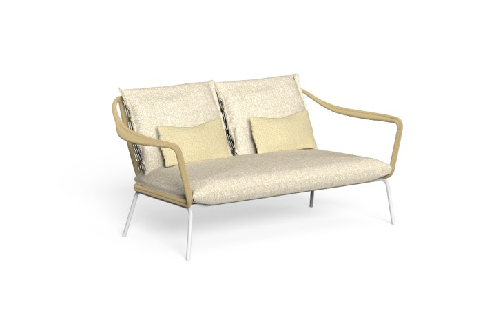 Cruise Alu Loveseat